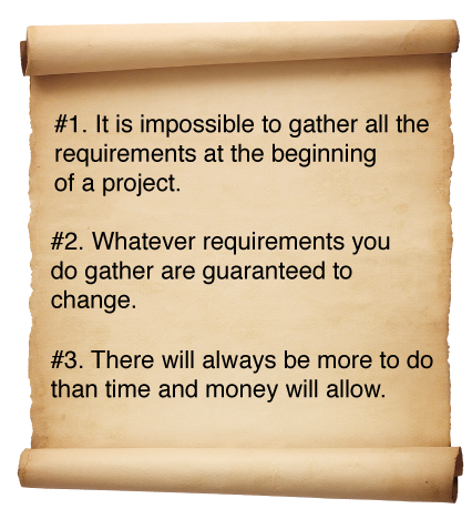 three simple agile truths